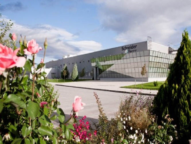 Schneider Factory In Plovdiv Group Ips